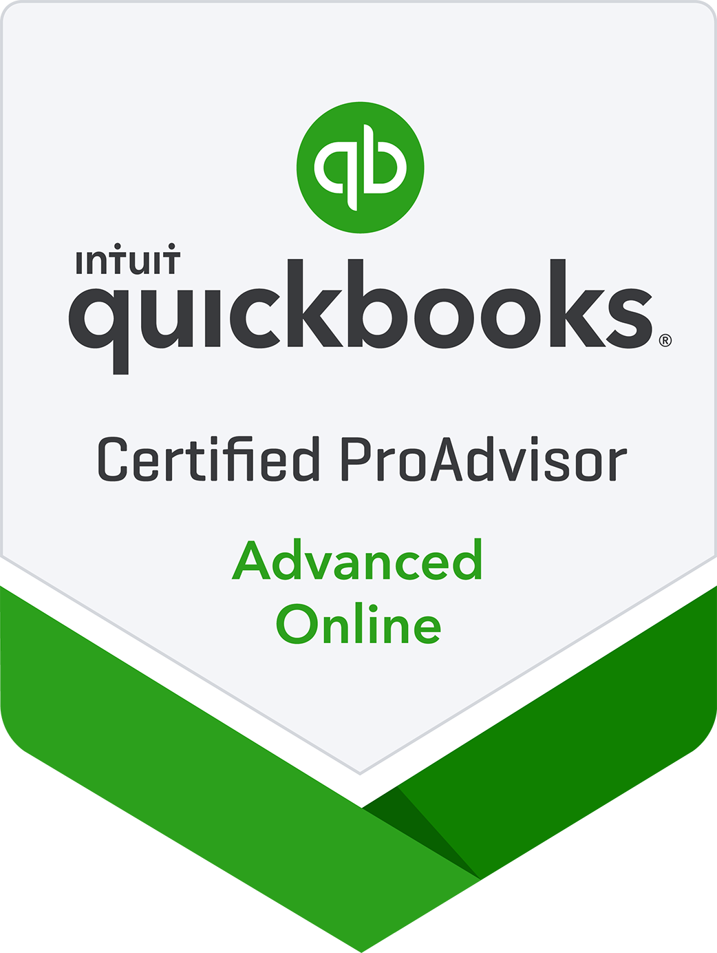 Certified Advanced QuickBooks Online ProAdvisor
